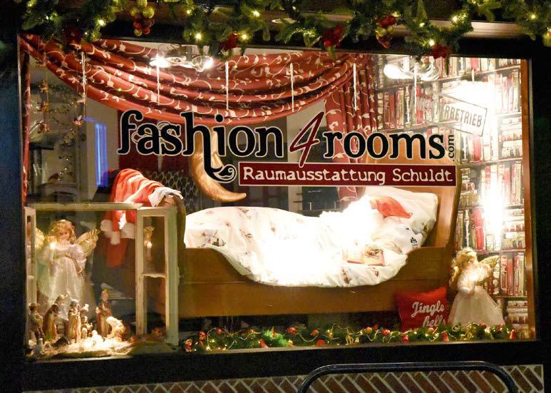 Schaufenster-Nikolaus